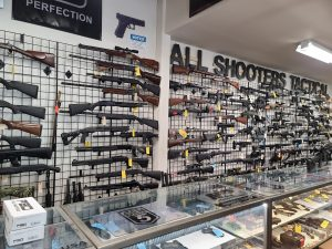 Guns for sale at All Shooters Tactical in Woodbridge, Virginia